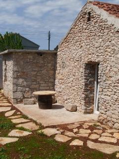 Sukošan ROMANTIC STONE COTTAGE - Sukosan vacation rentals