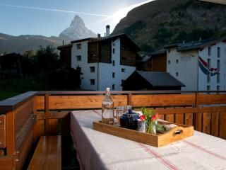 Charming Condo with Internet Access and Television - Zermatt vacation rentals