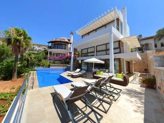 Villa in kalamr / kalkan sea view , sleeps 8 : 088 - Kalkan vacation rentals