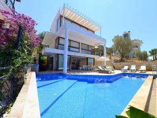 Villa in kalamr / kalkan sea view , sleeps 8 : 088 - Kalkan vacation rentals