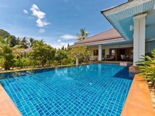 Koh Samui Villa, 3 bedroooms & large swimming pool - Koh Samui vacation rentals