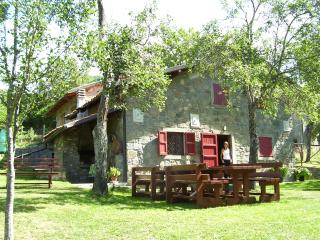 "Holiday house Casini di Corte ""Chalet"" - San Romano in Garfagnana vacation rentals"