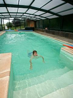 Nice Gite with Internet Access and Private Outdoor Pool - Lure vacation rentals