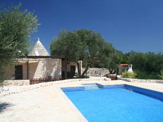 Trullo Serena with solar heated pool - Alberobello vacation rentals