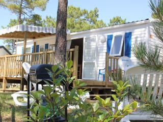 Mobil-home à La Palmyre Bonne Anse 4**** - La Palmyre-Les Mathes vacation rentals