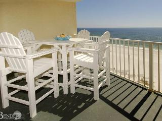 Clearwater 8C ~ Charming Beachfront Condo ~ Bender Vacation Rentals - Gulf Shores vacation rentals
