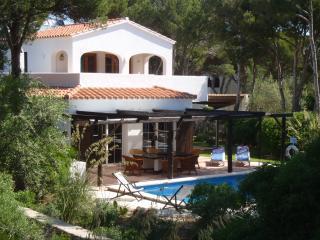 Casa Rockmorell (6 pers.) Cala Morell, Menorca - Ciudadela vacation rentals