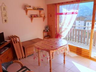 Romantic 1 bedroom Saint-Jean-de-Sixt Apartment with Television - Saint-Jean-de-Sixt vacation rentals