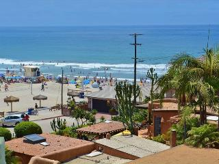 Encinitas Rental at Moonlight Beach - Stunning Whitewater Ocean View - San Diego County vacation rentals