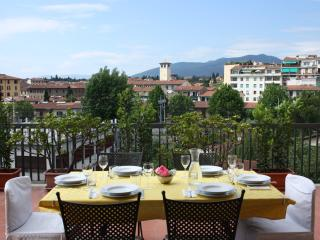 Top-floor condo in Florence with spacious terrace - Florence vacation rentals