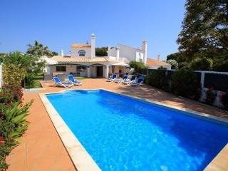Dunas Douradas villa, large heated pool, WI-Fi - Vale do Lobo vacation rentals