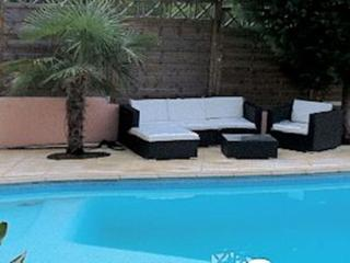Montpellier holiday villa pool - Saint-Clement-de-Riviere vacation rentals