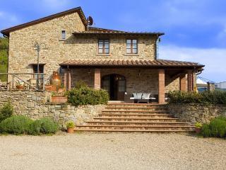 6 bedroom Villa in Molin Nuovo, Tuscany, Italy : ref 2018079 - Palazzo del Pero vacation rentals
