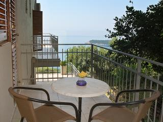 Studio apartment, sea view - Budva vacation rentals