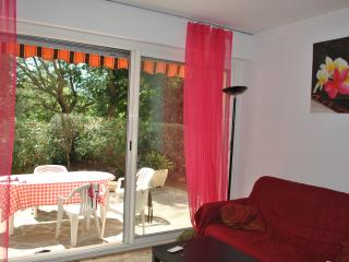 Les anthamis - Boulouris vacation rentals