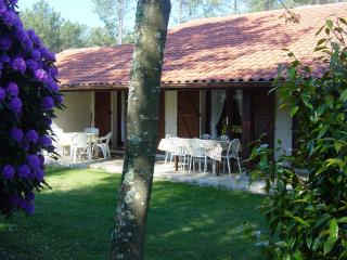 Bright 3 bedroom Vielle-Saint-Girons House with Tennis Court - Vielle-Saint-Girons vacation rentals