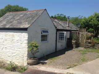 Perfect Cottage with Satellite Or Cable TV and Cleaning Service - St Teath vacation rentals