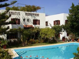 Summer Lodge 2 one bedroom with private facilities - Maleme vacation rentals