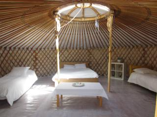 1 bedroom Yurt with Balcony in Bitche - Bitche vacation rentals