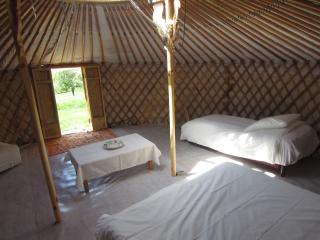 Nice Yurt with Balcony and Parking - Bitche vacation rentals