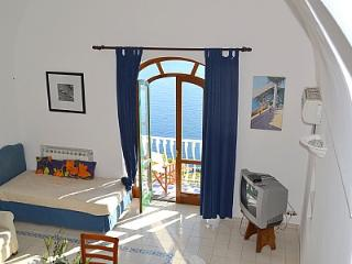 Romantic House with Deck and Internet Access - Praiano vacation rentals