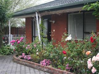 Beautiful 1 bedroom Christchurch Bed and Breakfast with A/C - Christchurch vacation rentals