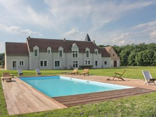 7 bedroom Chateau with Internet Access in Monthou-sur-Cher - Monthou-sur-Cher vacation rentals