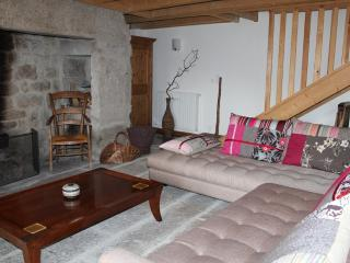 Perfect 3 bedroom Cottage in Le Malzieu-Ville with Tennis Court - Le Malzieu-Ville vacation rentals