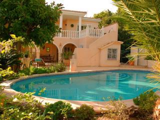 Casa Forat Luxury Garden Villa - Altea la Vella vacation rentals