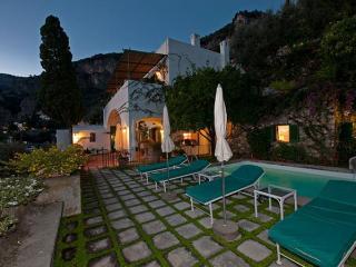 Elegant villa in Positano - Positano vacation rentals