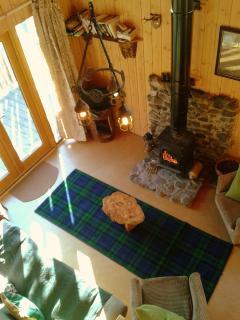 Perfect 3 bedroom Cabin in Dalavich - Dalavich vacation rentals
