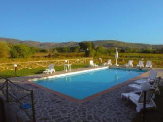 Chianti 1 fra Siena e Firenze wi-fi - Ambra vacation rentals
