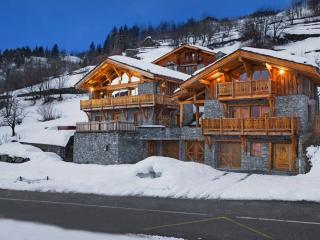 Perfect 5 bedroom Chalet in Montvalezan with Internet Access - Montvalezan vacation rentals