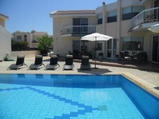 MANDALI VILLA 6 LUXURY SPACIOUS VILLA CENTAL PROTA - Protaras vacation rentals