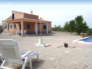 3 bedroom Villa with Internet Access in Hondon de los Frailes - Hondon de los Frailes vacation rentals