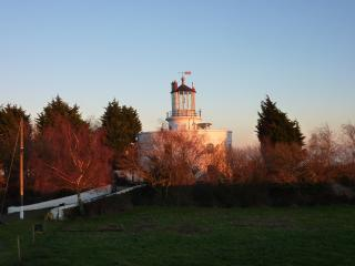 Nice Lighthouse with Internet Access and Parking - Coedkernew vacation rentals