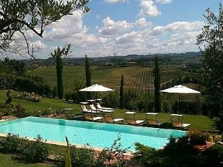 Sunny 1 bedroom House in Castelfiorentino with Deck - Castelfiorentino vacation rentals