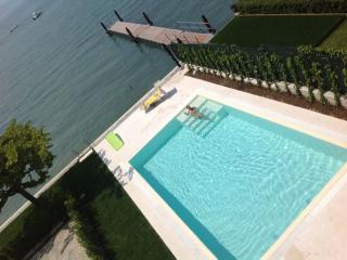 Lakefront residence with pool - Sirmione vacation rentals