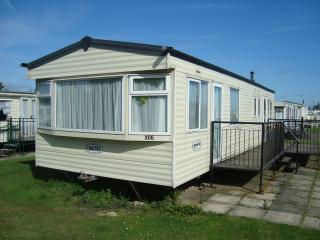 3 bedroom Caravan/mobile home with Television in Mablethorpe - Mablethorpe vacation rentals