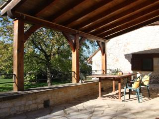 Nice Gite with Dishwasher and Balcony - Gourdon vacation rentals