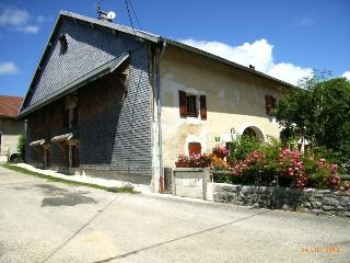 Haut-Jura, Les Andreys, gîte Le Tavaiilon, - Jura vacation rentals
