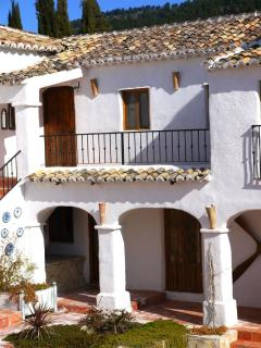 Beautiful 12 bedroom Villa in Alcala la Real - Alcala la Real vacation rentals