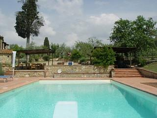 2 bedroom House with Deck in San Donato in Poggio - San Donato in Poggio vacation rentals