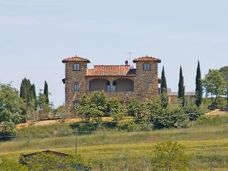 8 bedroom Villa in Bellavista, Firenze Area, Tuscany, Italy : ref 2230222 - Poggiarello vacation rentals