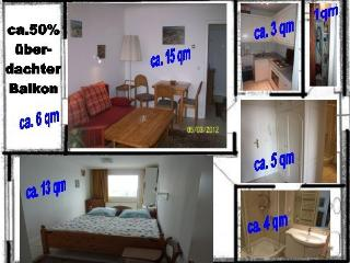 Comfortable Condo with Internet Access and Central Heating - Sylt vacation rentals