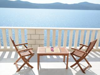 Waterfront 2 Bedroom apartment - Slano vacation rentals