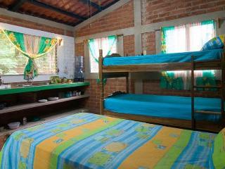 Jungle Cabana at Eco-Rancho Cecilia Playa Maderas - San Juan del Sur vacation rentals