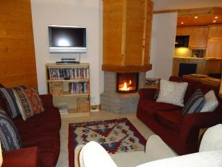 3 bedroom Condo with Internet Access in Villars-sur-Ollon - Villars-sur-Ollon vacation rentals