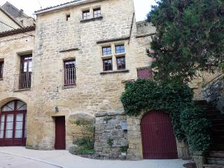 Amazing 16thC house+grotto+spa - Saint-Siffret vacation rentals