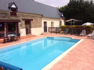 3 bedroom Gite with Internet Access in Pontorson - Pontorson vacation rentals